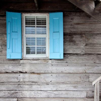 Fenster - und Schiebeläden